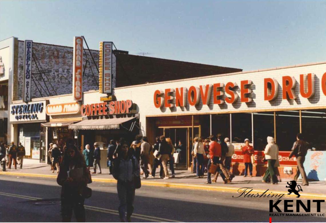 GENOVESE ON ROOSEVELT '81