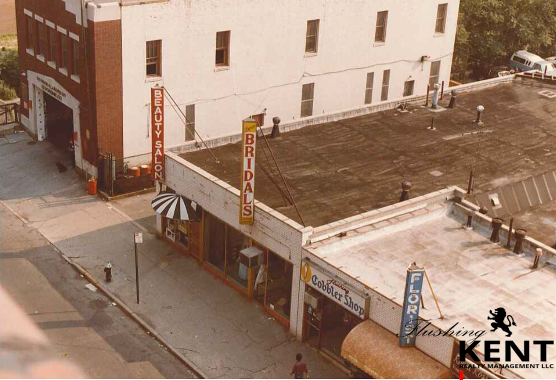 SOUTHWEST CORNER  OF UNION '81