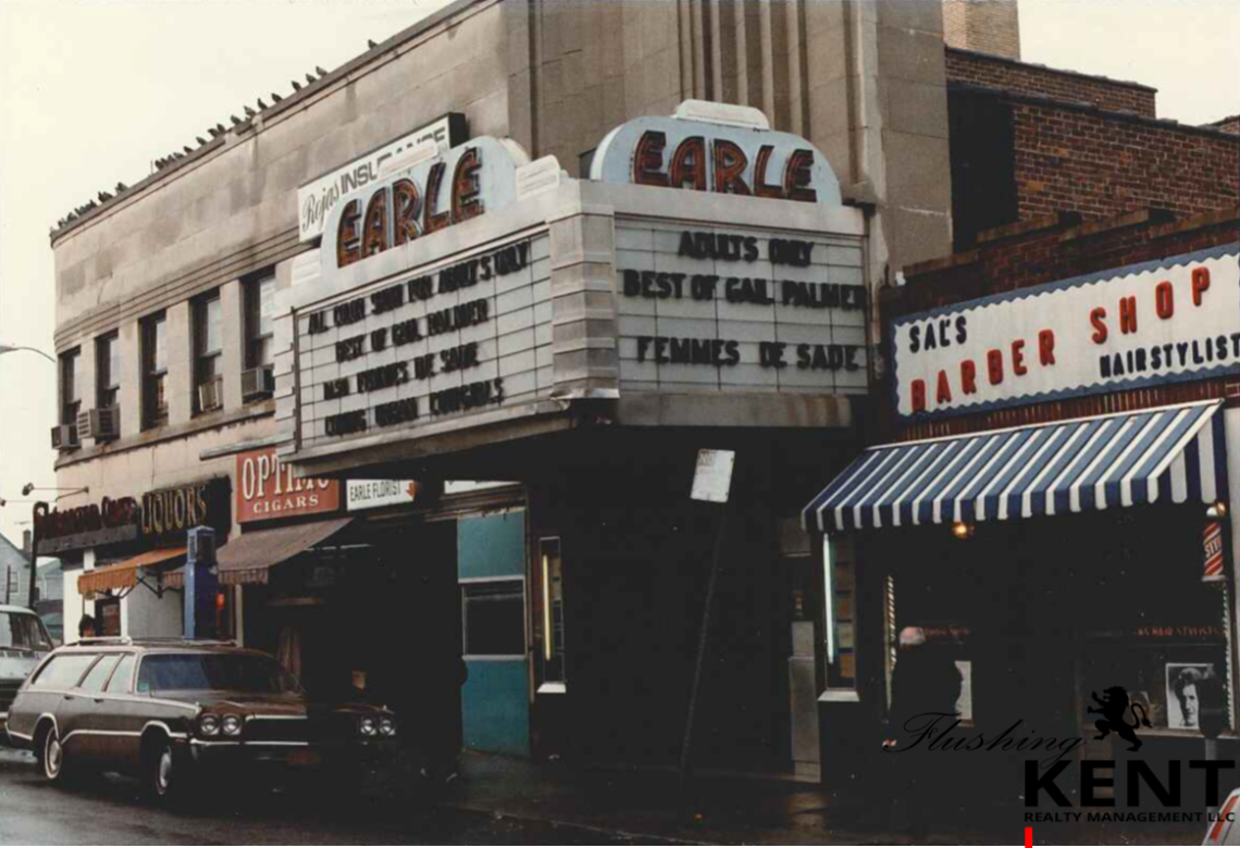EARLE THEATER - JACKSON HEIGHTS