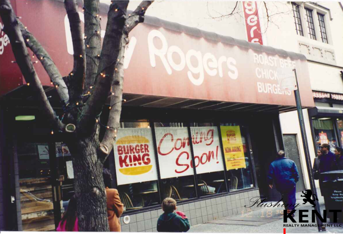 ROY ROGERS '95